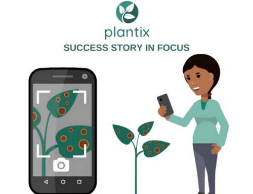The Smart Crop Assistant:  Plantix