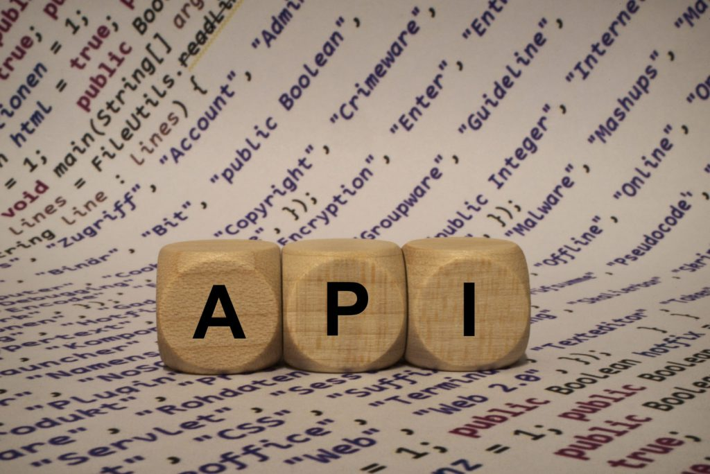api - the real game changer