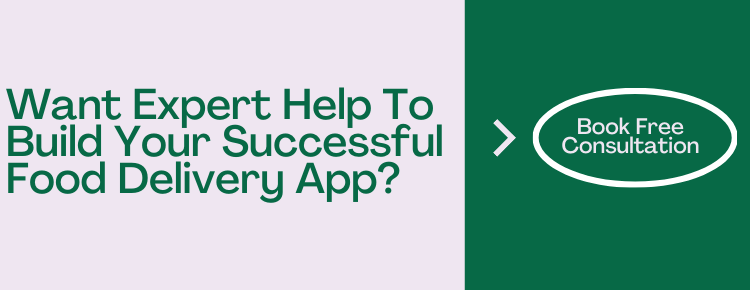 Food deliver app doordash
